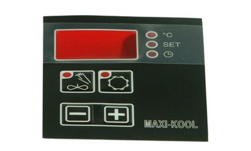 Пленка дисплея платы MAXI-KOOL 93х109 мм