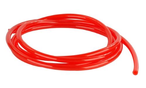 Трубка красная Ø 9мм х 2,0мм