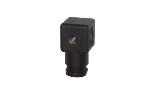 Штеккер для дренажного клапана AuK Muller 230B 50-60Гц и 24B DC