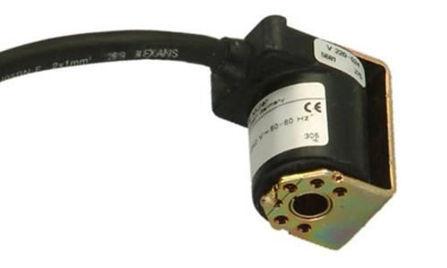 Катушка соленоидного вентиля AuK Muller с кабелем, 220V