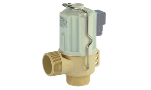 Дренажный клапан AuK Muller DN50, 24V AC, NC, резьба / резьба