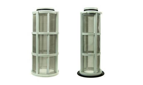 Запасные фильтрующие элементы (пара) AF002 для молочного фильтра Ambic AF010