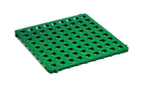 Напольное покрытие зеленое