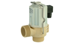 Дренажный клапан Muller DN40, 220V, NС, резьба / резьба