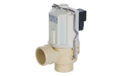 Дренажный клапан Muller DN40, 220V, NC, патрубок / патрубок