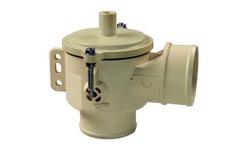 Дренажный клапан Muller DN40, NC, патрубок / патрубок